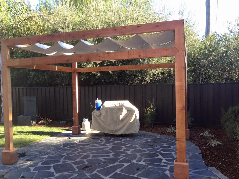 roman shades retractabls canopy Sunbrella - Absolutely Custom Canopy And Patio Shade Structures