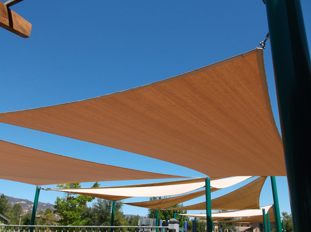 Absolutely Custom Shade Sails